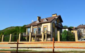 Заміський будинок, с. Серебрянка