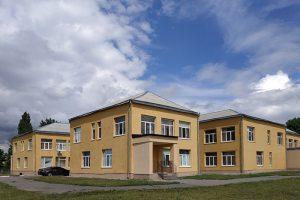 Гериатрический пансионат, г. Волчанск
